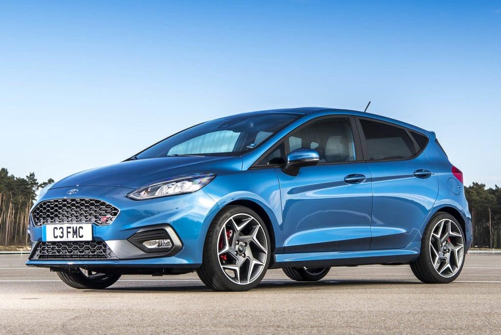 El Ford Fiesta estrena por fin las ópticas Full LED
