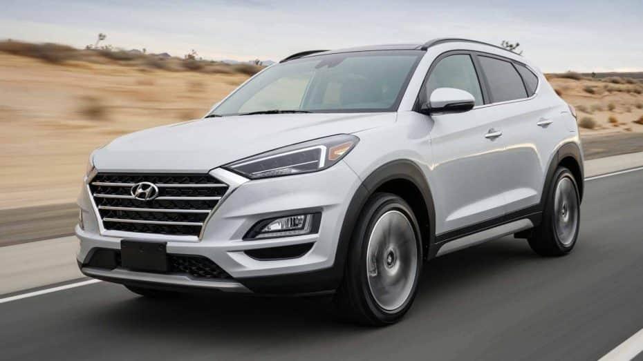 Así es el renovado Hyundai Tucson: Estrena equipamiento y motores diésel