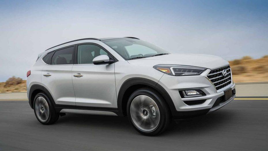 Ahora el renovado Hyundai Tucson también equipará un nuevo sistema de 48 voltios