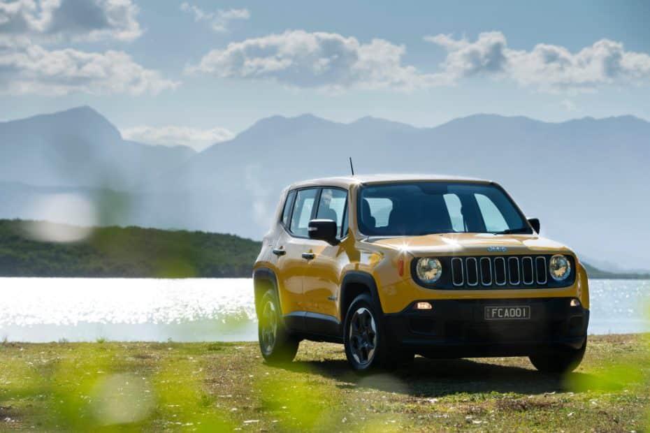 Por 13.900 € te puedes llevar un Jeep Renegade, el precio más bajo hasta la fecha
