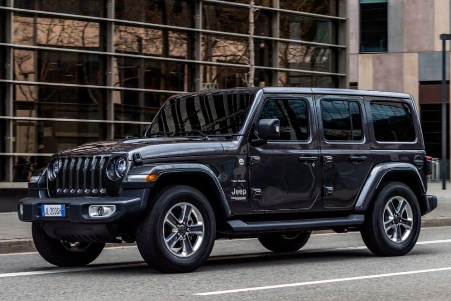 El nuevo Jeep Wrangler aterriza en Europa: Aquí los datos principales