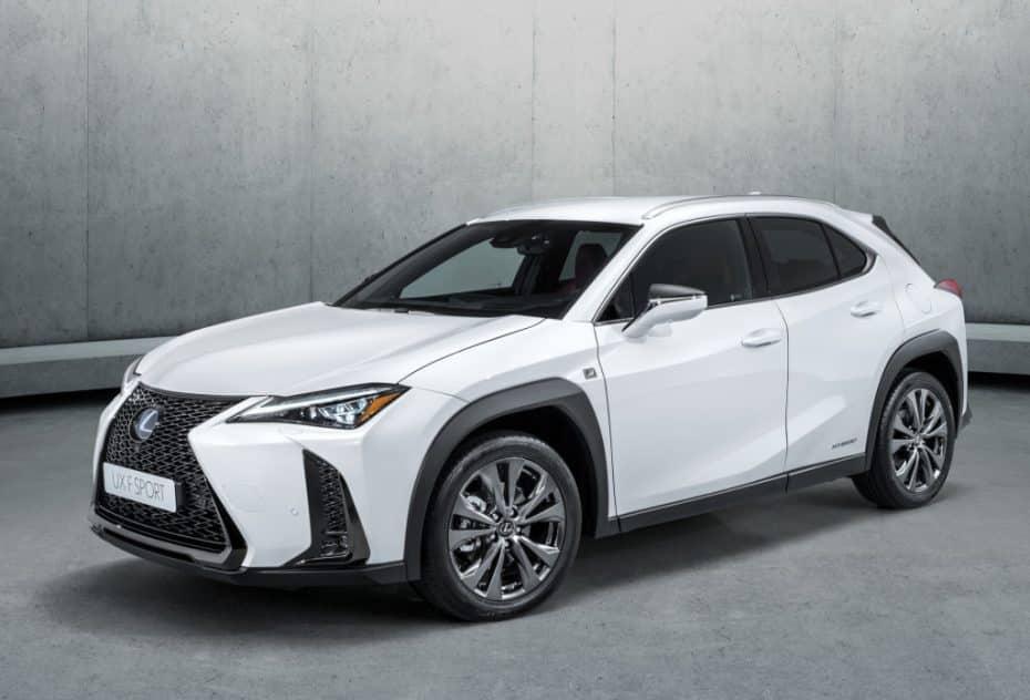 Así es el nuevo Lexus UX: El primer crossover compacto de la firma