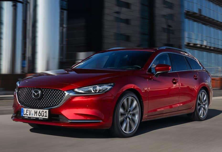 """El Mazda6 SW se pone """"guapo"""" en Ginebra"""
