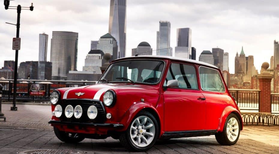 Mini Electric: El clásico vuelve para mostrarnos el futuro…