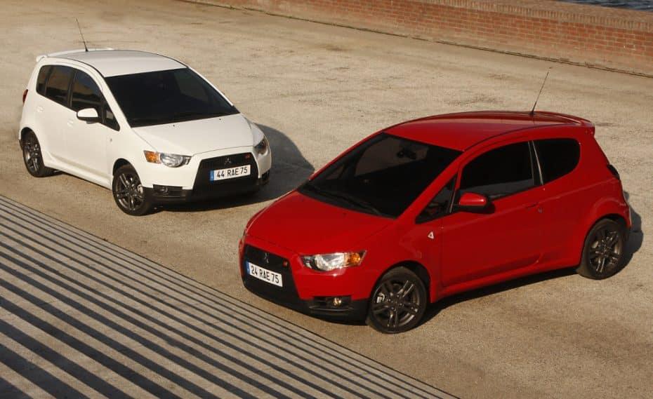 """El Mitsubishi Colt regresará al mercado europeo: Será muy """"Micra-Clio"""""""