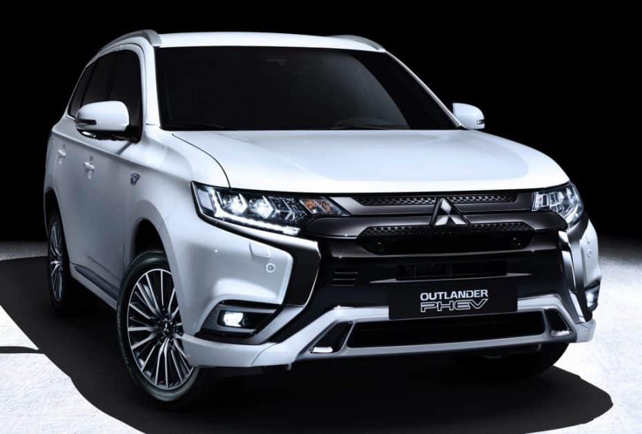 Atento a esta oferta de Mitsubishi: el Outlander PHEV desde 31.700 euros