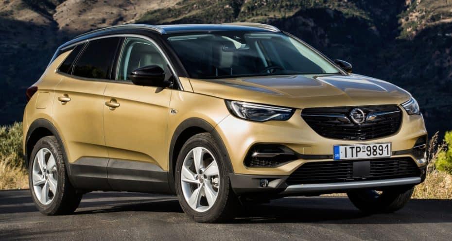 """El Opel Grandland X """"Business"""", ya a la venta: Enfocado a las empresas"""