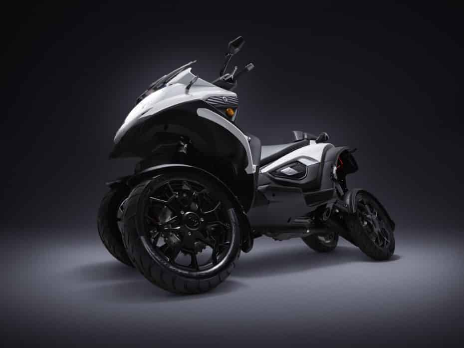 Nuevo Quadro Qooder: ¿Moto¿, ¿scooter?, ¿quad?