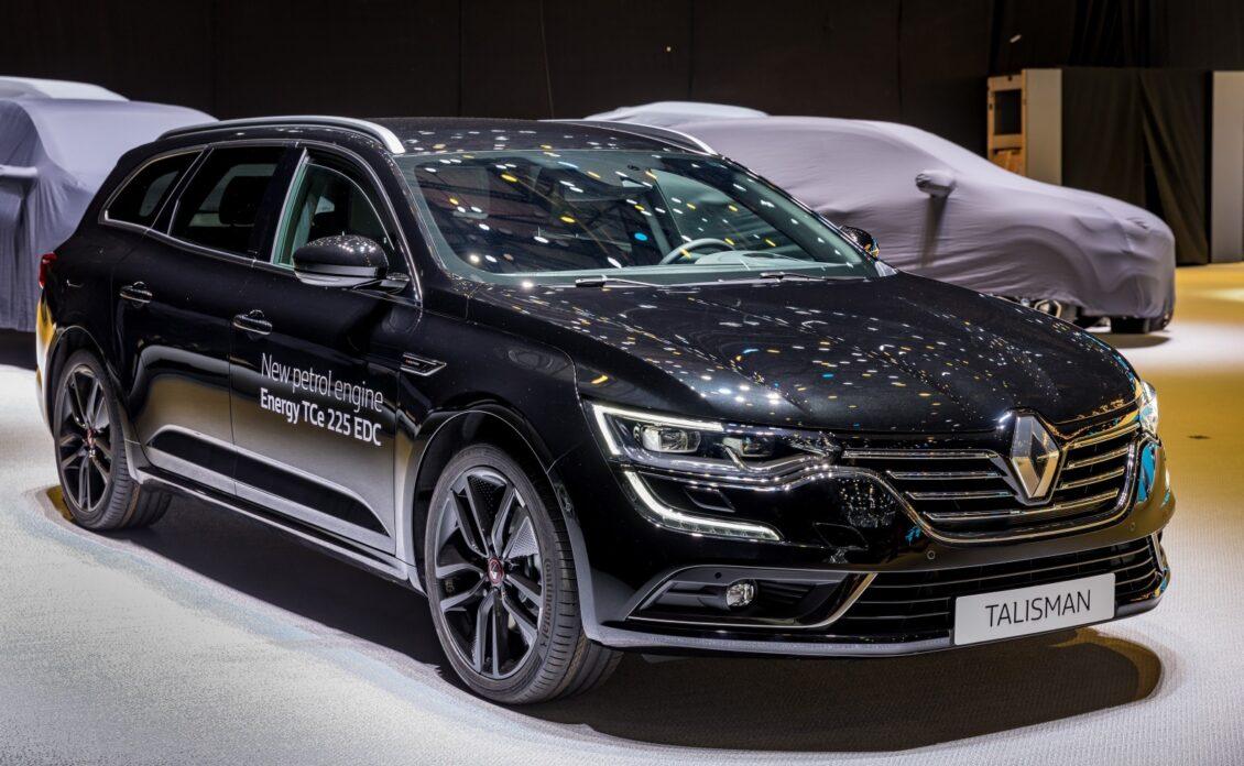 Nuevo motor 1.8 TCe para el Renault Talisman: Bloque Alpine para la berlina
