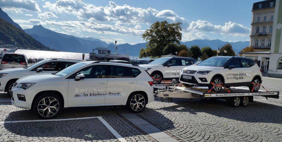 Ventas febrero 2018, Austria: SEAT sigue imparable
