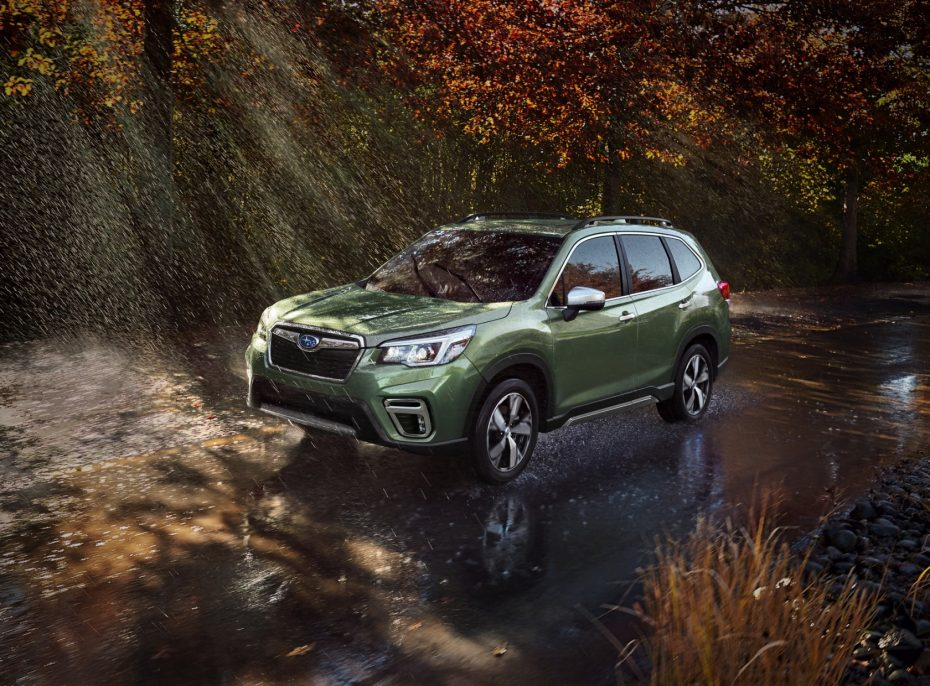 Aquí está la nueva generación del Subaru Forester: Mejor en todo