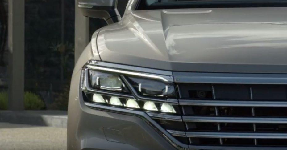 Todo lo que sabemos hasta la fecha del nuevo Volkswagen Touareg que debutará el próximo 23 de Marzo