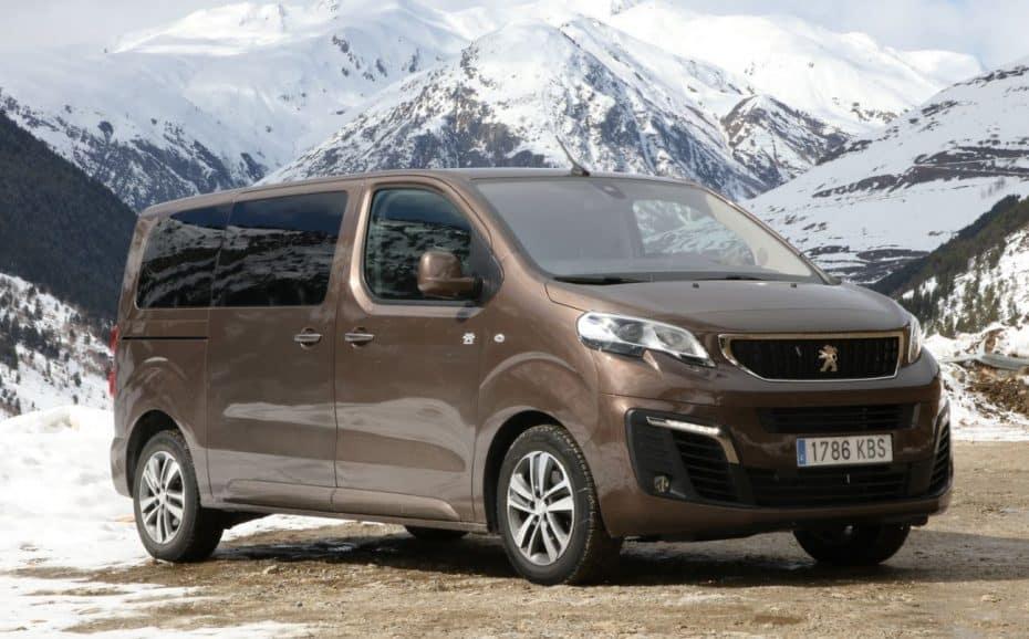 Peugeot Traveller BlueHDi 150 S&S 4×4 Edition: Apta para todos los terrenos