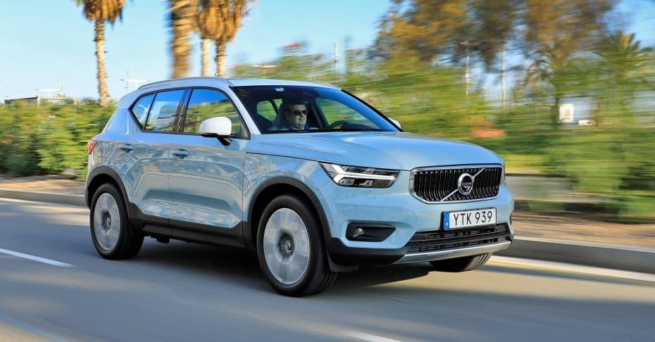 El Volvo XC40 está superando todas las expectativas: La firma sueca tendrá que incrementar la producción
