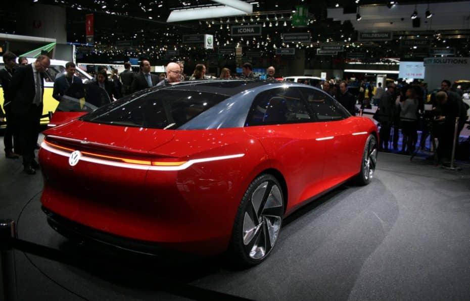 """¡Directo! Volkswagen I.D. VIZZION: El """"miedo"""" por Tesla más que presente…"""