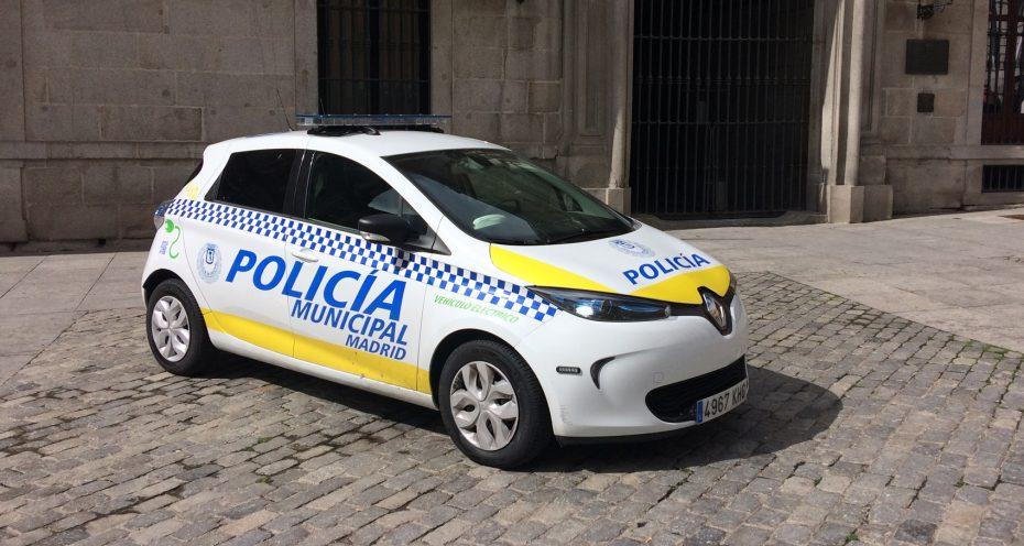 """El Ayuntamiento de Madrid se pasa al """"eléctrico"""": Llegan 74 Renault ZOE"""