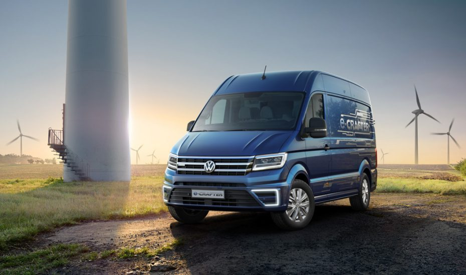 MAN eTGE 2018: Así la alternativa más asequible al Volkswagen e-Crafter