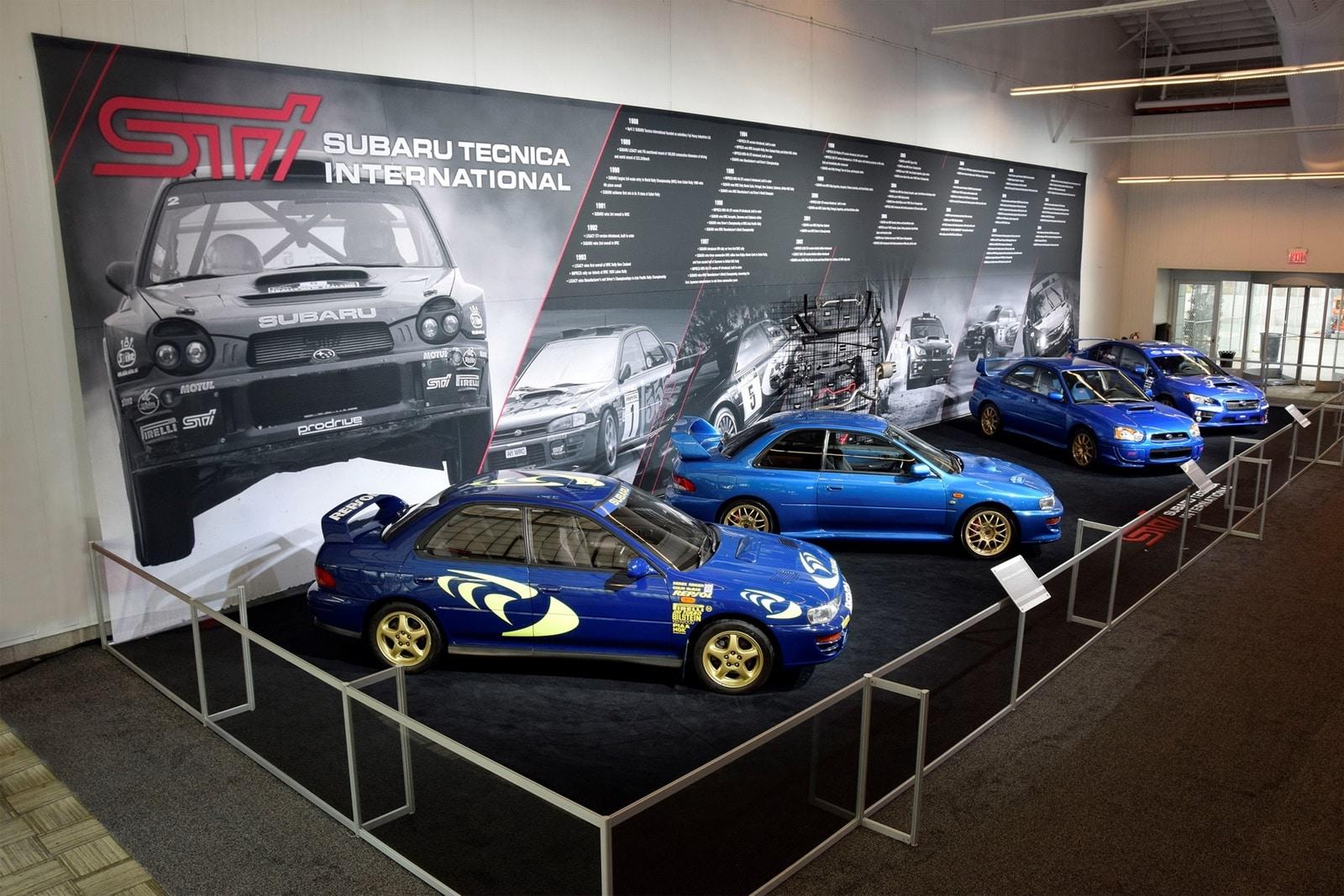 Subaru Tecnica International, más conocida como las siglas 'STI'