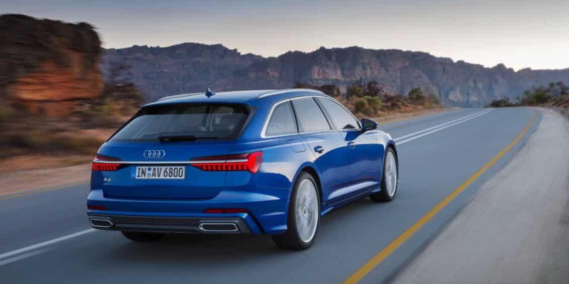 ¡Oficial!, así es el nuevo Audi A6 Avant: ¡Que vivan los familiares!