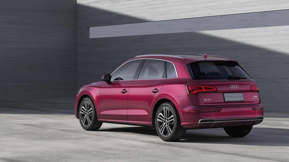 Audi Q5L: el primer SUV con batalla larga de la compañía llega al mercado chino