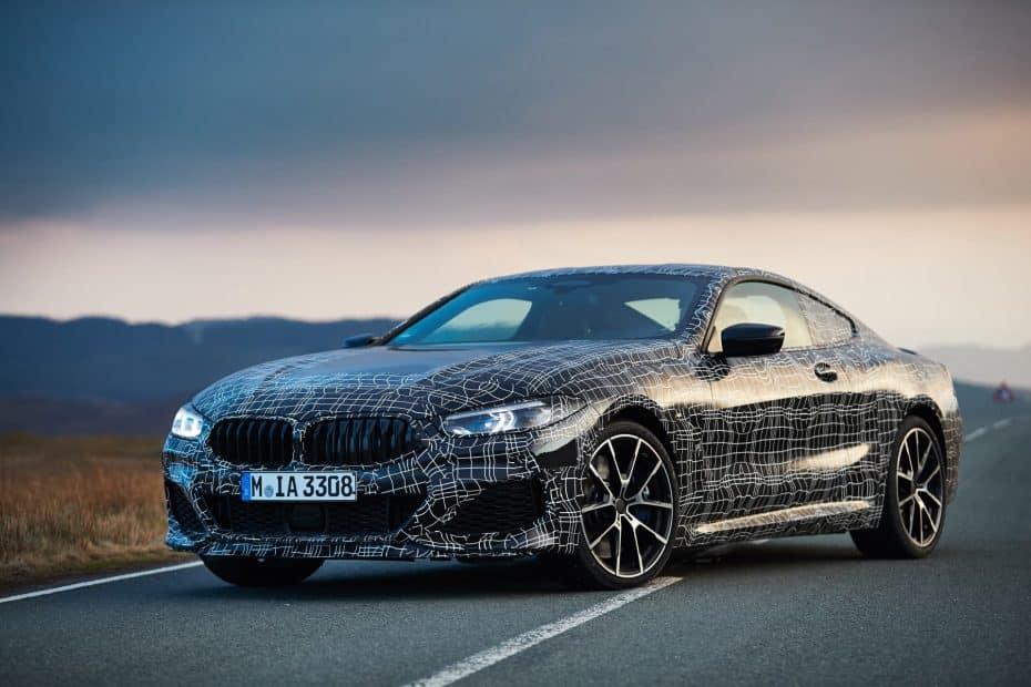 Ya conocemos la potencia del BMW 850i: Llegará este 2018 con un V8 de nueva factura en sus entrañas