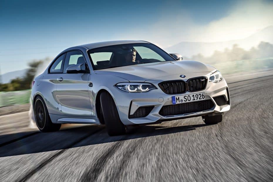 ¡Oficial! BMW M2 Competition: El sustituto del actual BMW M2 Coupé alcanza los 410 CV
