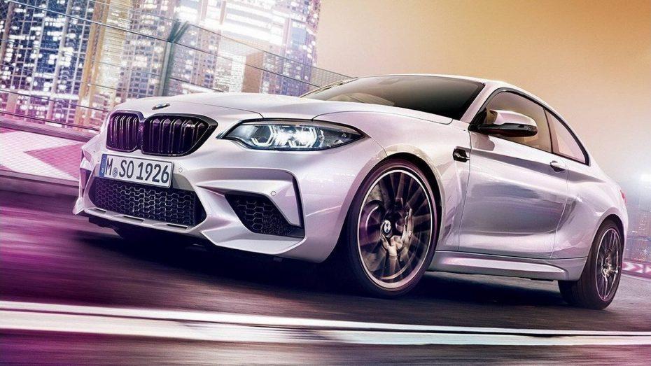 ¡Filtrado! Así de agresivo luce el BMW M2 Competition que conoceremos el próximo 25 de abril