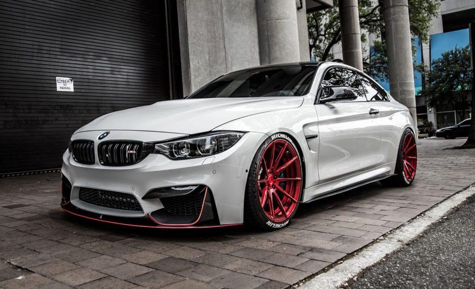 ¿Buscas un BMW M4 más radical y extremo? ADV1 nos presenta su último kit con hasta 712 CV