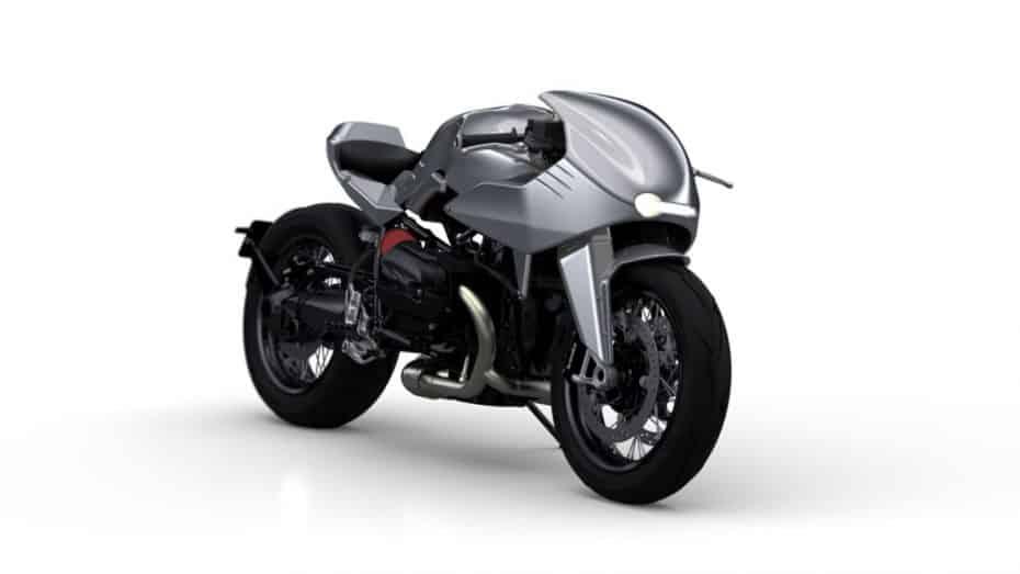 El último kit de Dab Designs convierte la BMW R nineT en una máquina venida del futuro