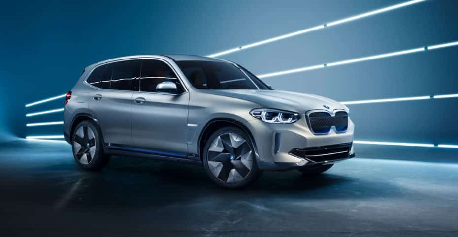 Así es el BMW iX3: El sustituto conceptual perfecto del BMW i3