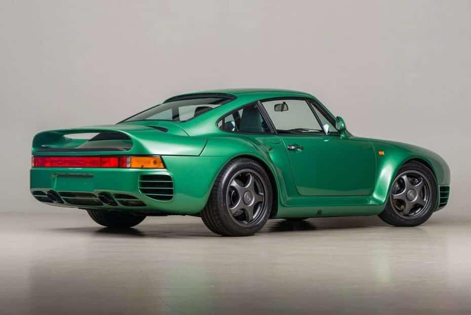Así es el último kit de Canepa para el Porsche 959: Ahora con hasta 800 CV de puro músculo