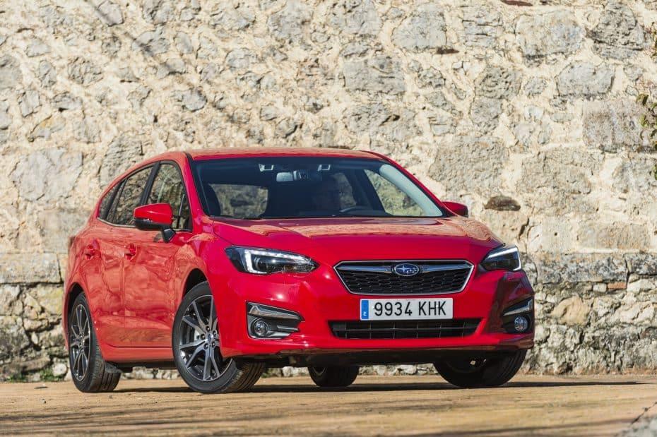 Contacto Subaru Impreza 1.6i Lineartronic: Seguridad, fiabilidad y diversión se dan la mano
