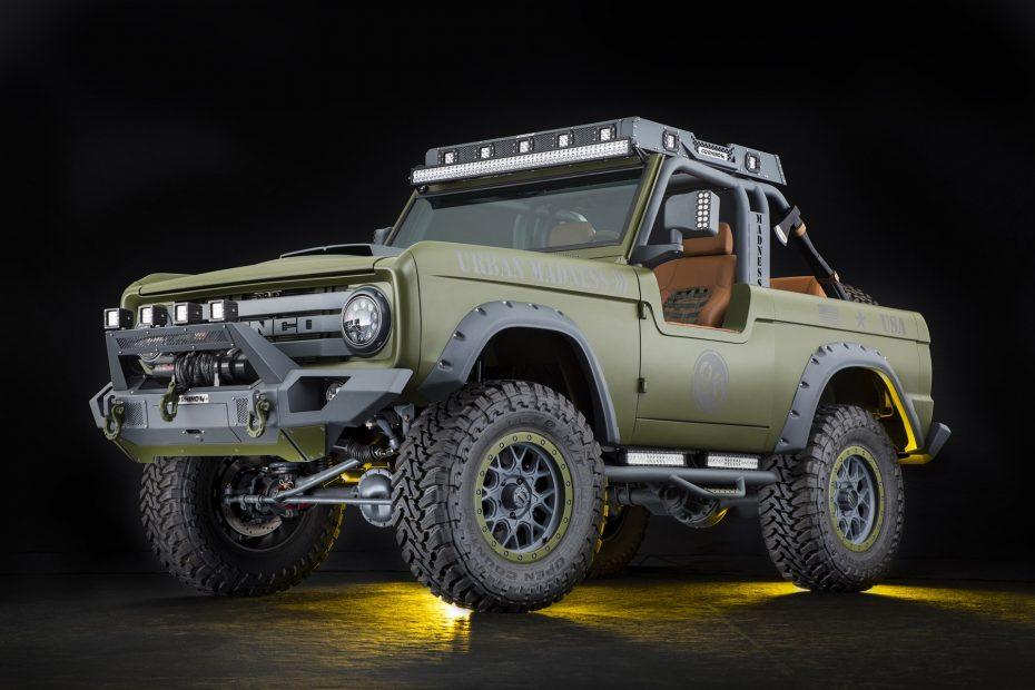 Así es el Ford Bronco de RMD Garage: Un espectacular restomod para llegar al fin del mundo