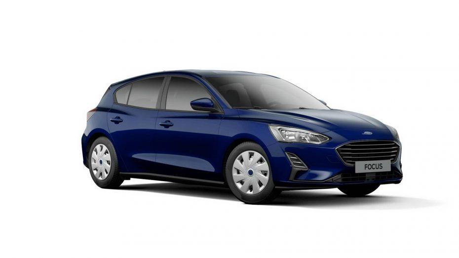 Así luce la nueva generación del Ford Focus en su acabado más básico ¿Sigue siendo tan apetecible?