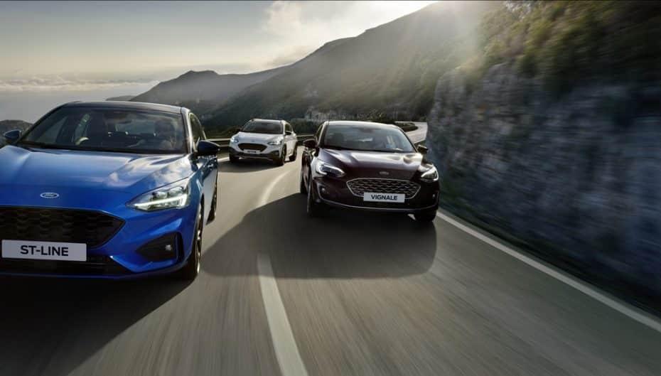 Todos los precios del nuevo Ford Focus para España