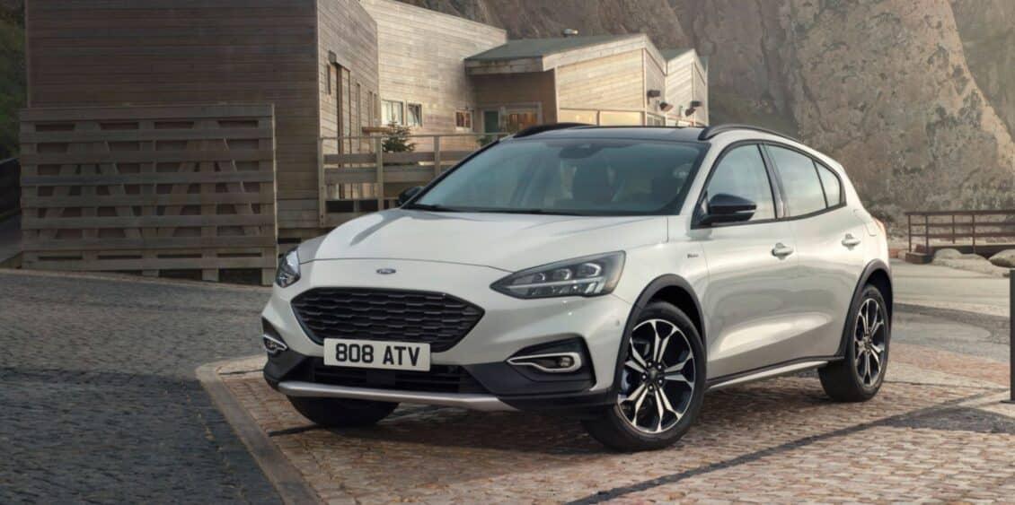 Así es el nuevo Ford Focus Active, la variante «campera»