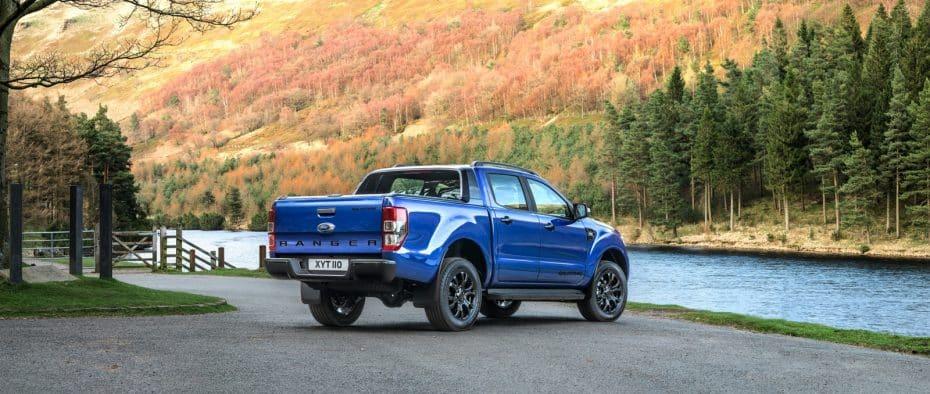 Ford Ranger Wildtrak X: La edición especial más salvaje y completa del pick up llega a Europa