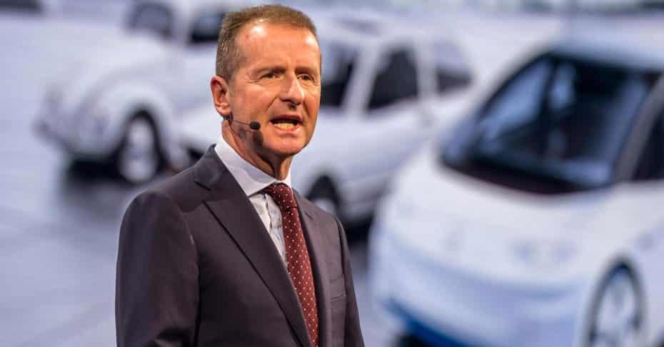 """Adiós Matthias Müller, hola Herbert Diess: El Grupo VAG cambia de CEO """"para hacer mejor las cosas"""""""