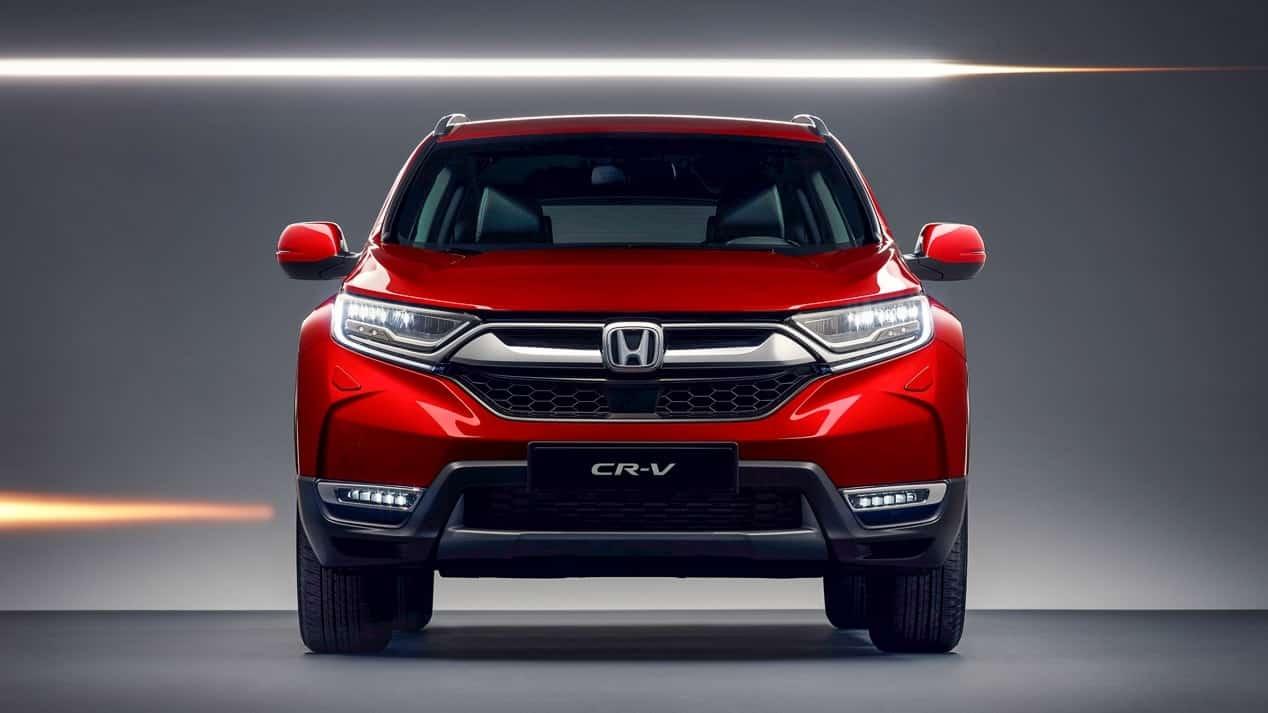 Honda CR-V con motor VTEC