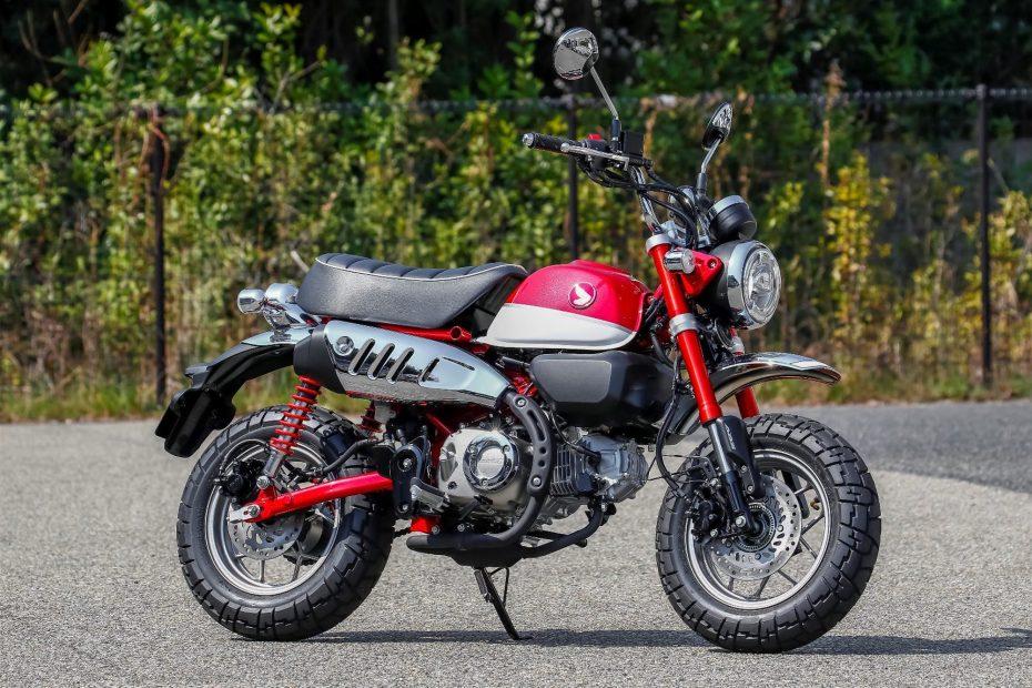 Honda ha resucitado la mítica Monkey: Vuelve un auténtico icono de las dos ruedas