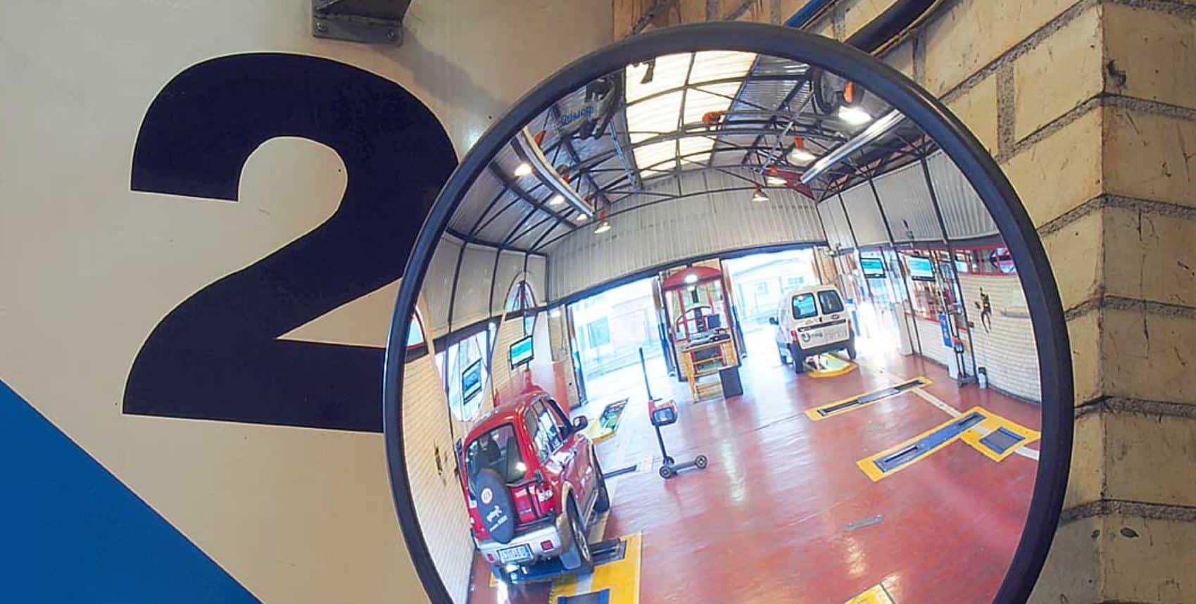 Centro de inspección técnica de vehículos