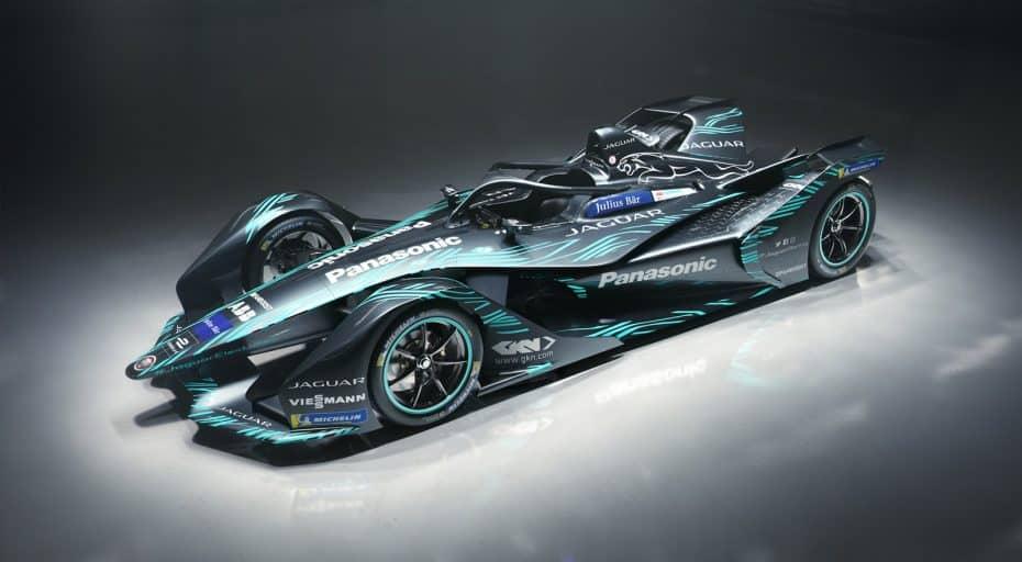 Jaguar I-TYPE 3: La propuesta británica de segunda generación para la Fórmula E
