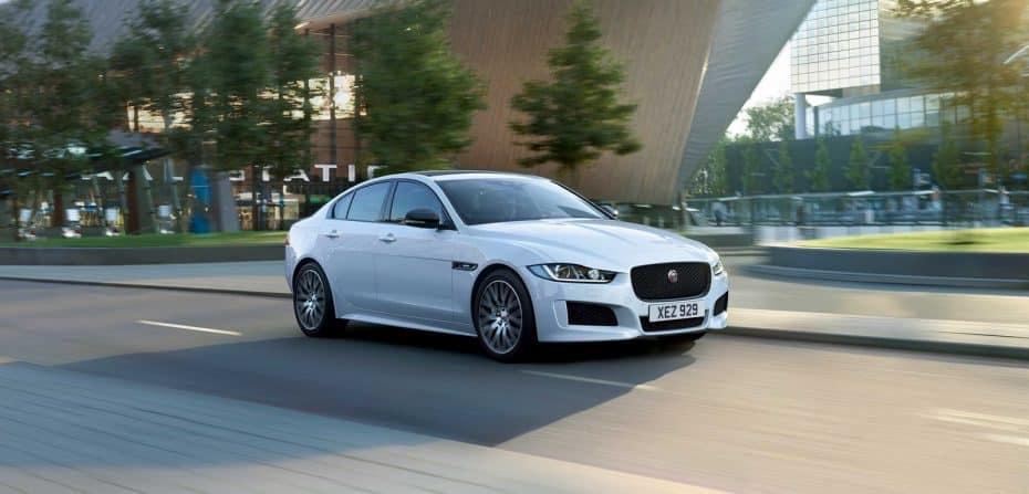 El Jaguar XE recibe la edición especial Landmark: Muy equipado, pero por casi 51.000 euros