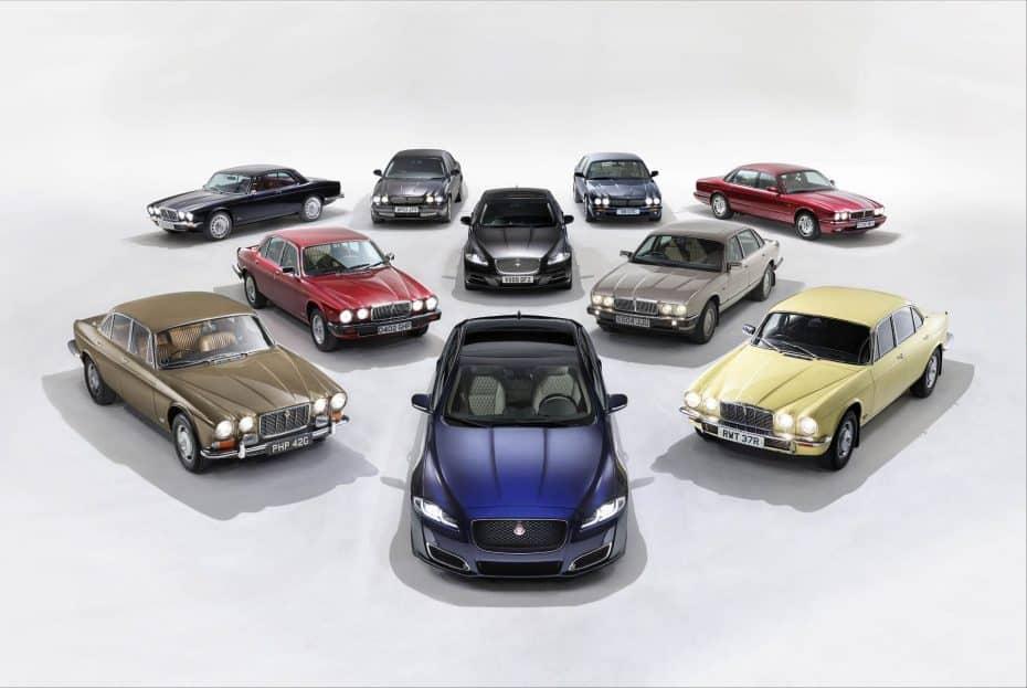 El Jaguar XJ cumple 50 años y para celebrarlo han creado una edición muy especial