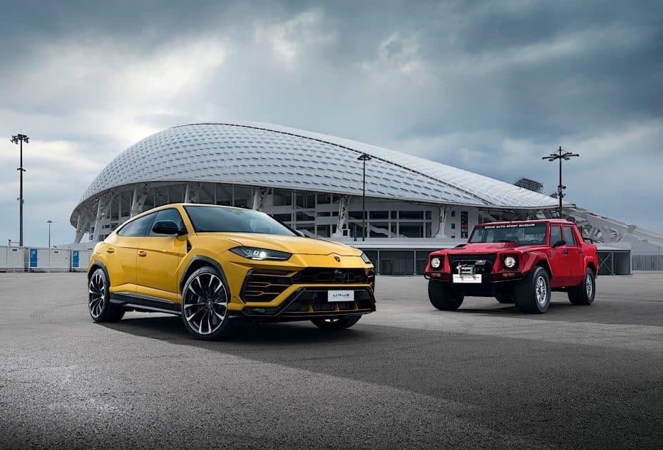 El Lamborghini Urus ha recorrido 114 ciudades alrededor del mundo para deleitarnos con esta galería