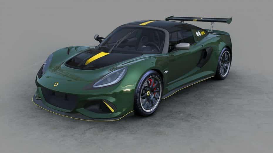 Lotus Exige Cup 430 Type 25: El deportivo más extremo de Hethel ya está aquí…