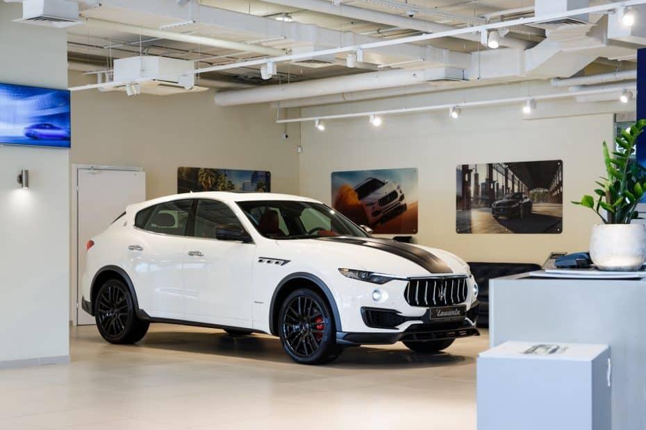 Larte Design vuelve a deleitarnos con su Shtorm Tuning Package en el Maserati Levante: Una dieta rica en fibra