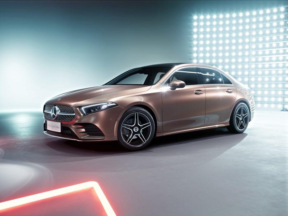 Mercedes-Benz Clase A L berlina: ¿Era este el Clase A sedán del que nos habían hablado?