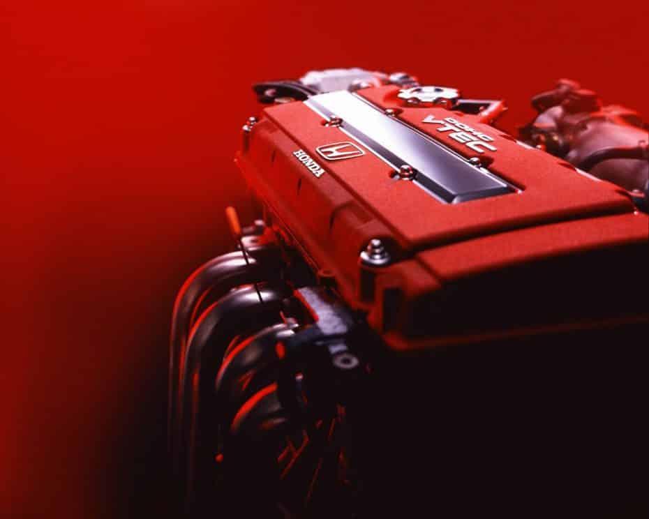 Los motores VTEC de Honda: Tipos de motores
