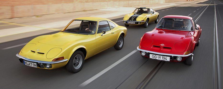Opel GT: Un repaso por su historia y sus mejores imágenes